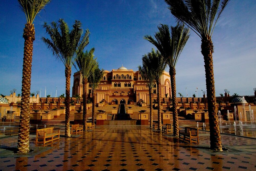 Emirates Palace Beach Holidays