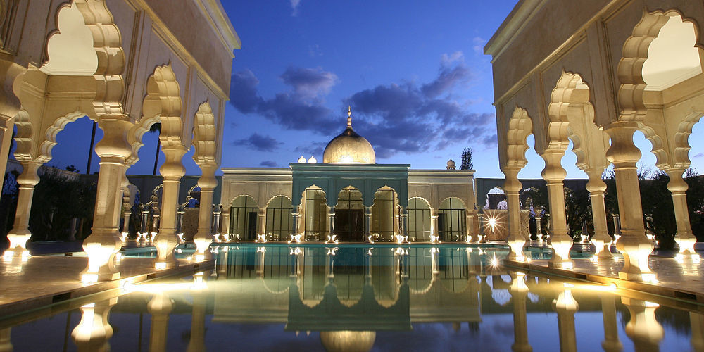 Palais Namaskar Wellness Escape Package