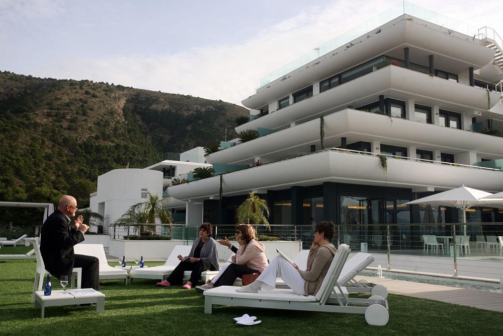 Sha wellness clinic alicante luxury spa holidays hotels packages - Hotel sha wellness clinic ...