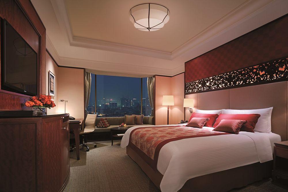 Shangri La Hotel Bangkok Luxury Spa Holidays Hotels