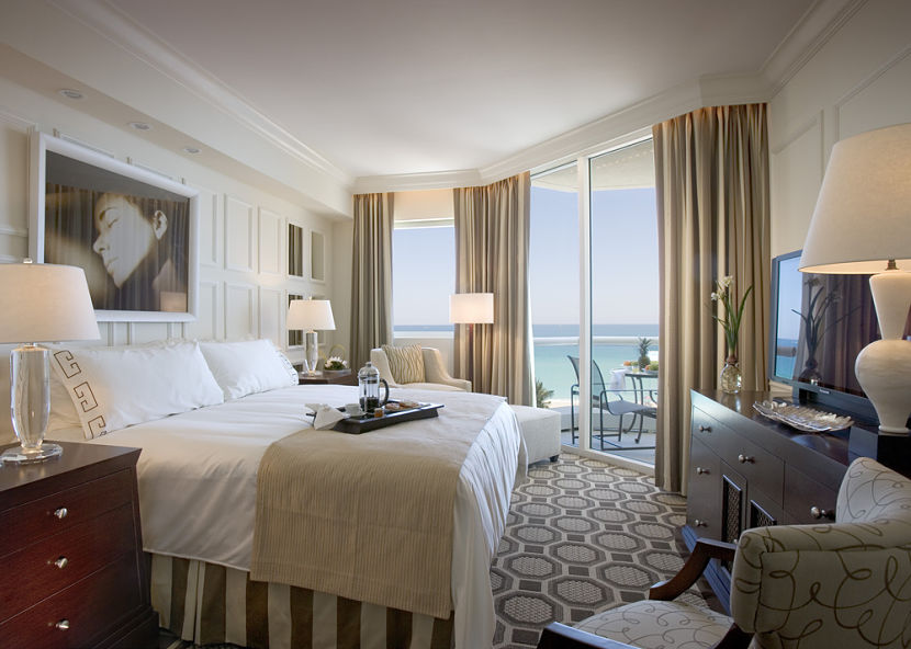 Acqualina Resort & Spa beach