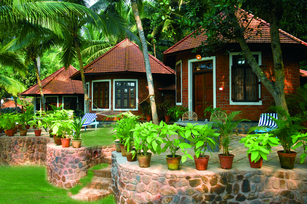 Manaltheeram Ayurvedic Meditation Holiday