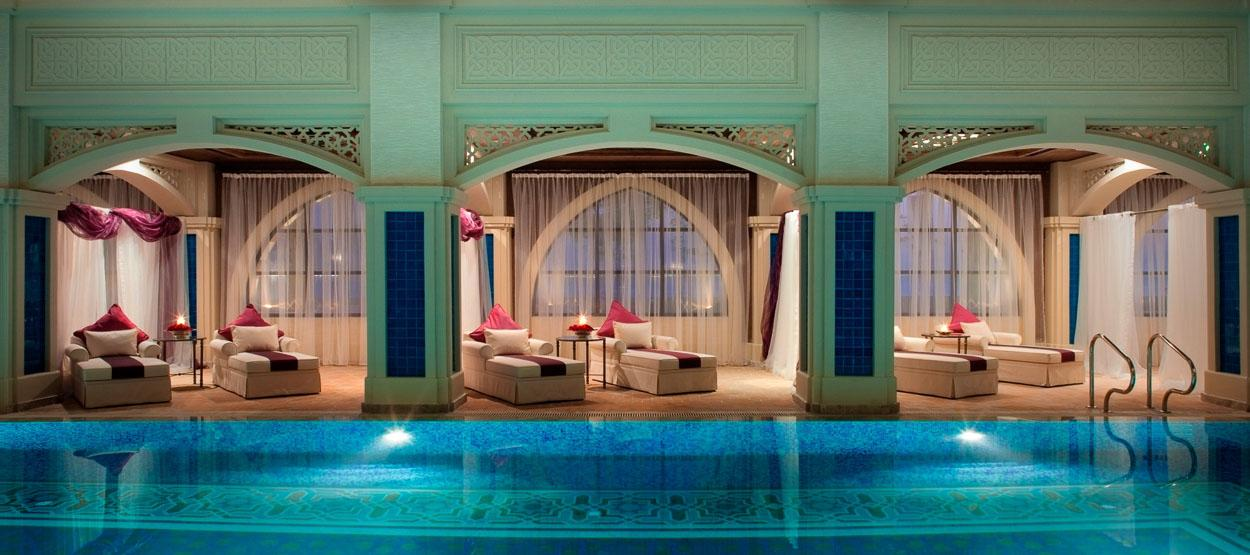 Jumeirah Zabeel City Spa Breaks