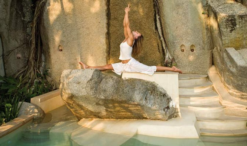 Kamalaya Koh Samui Wellness Resort Sanctuary Spa Holidays - Kamalaya-koh-samui-luxury-spa-resort-in-thailand