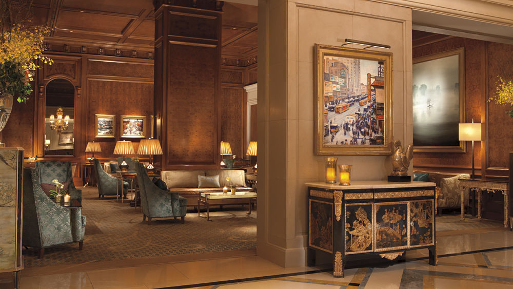 Ritz Carlton, New York