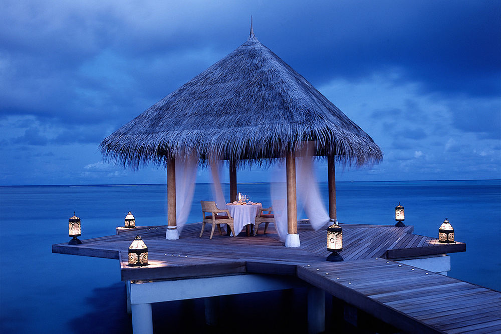 Taj Exotica Resort and Spa, Maldives : Sanctuary Spa Holidays
