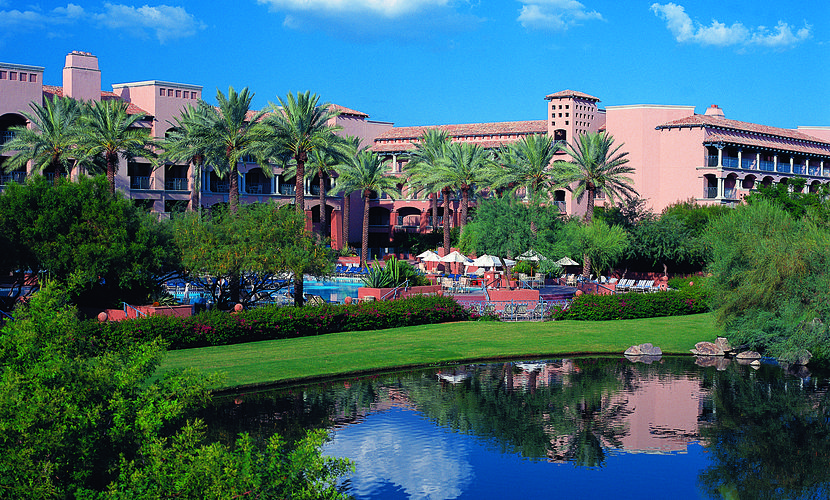 The Fairmont Scottsdale Princess, Arizona