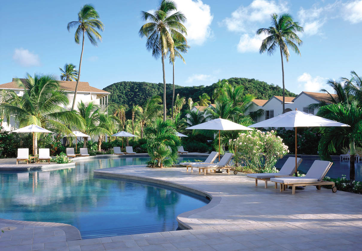 Luxury Caribbean Spa Holidays
