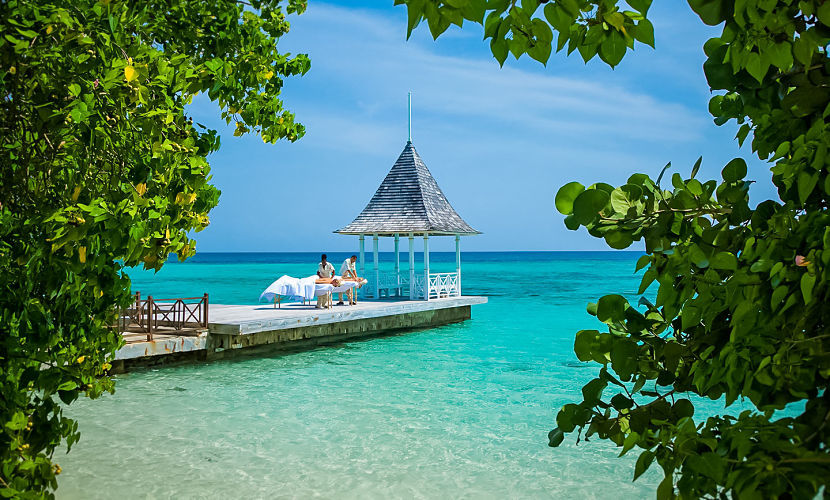Sandals Royal Plantation, Jamaica