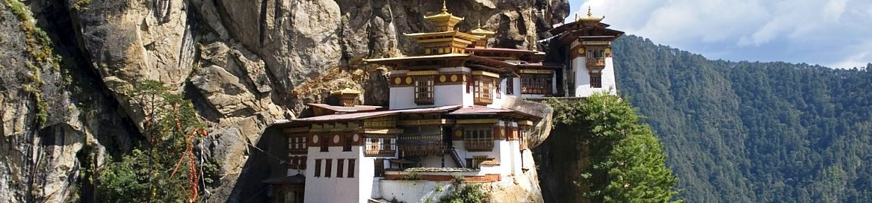Bhutan Spa Holidays