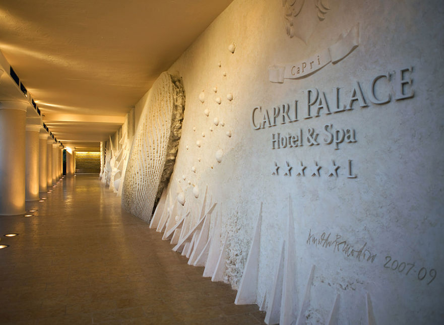 Capri Palace The Beauty Compass
