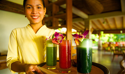 Kamalaya Introduction Detox