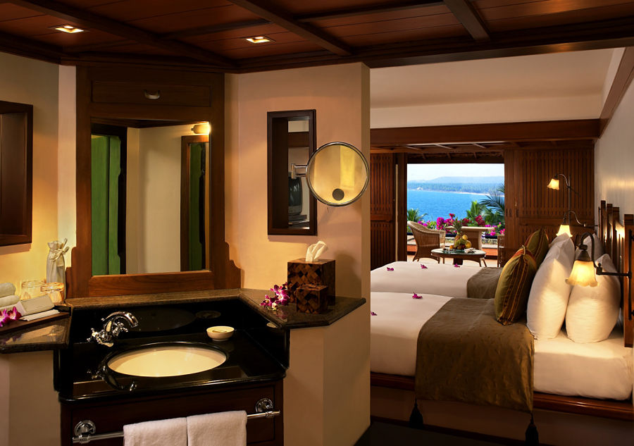 The Leela Kovalam Destress