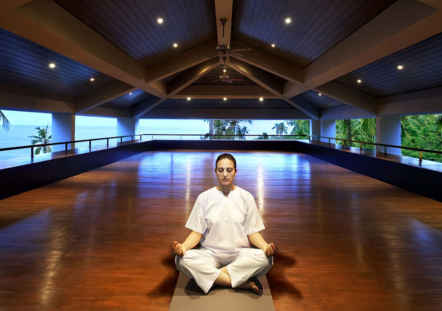 The Leela Kovalam Meditation