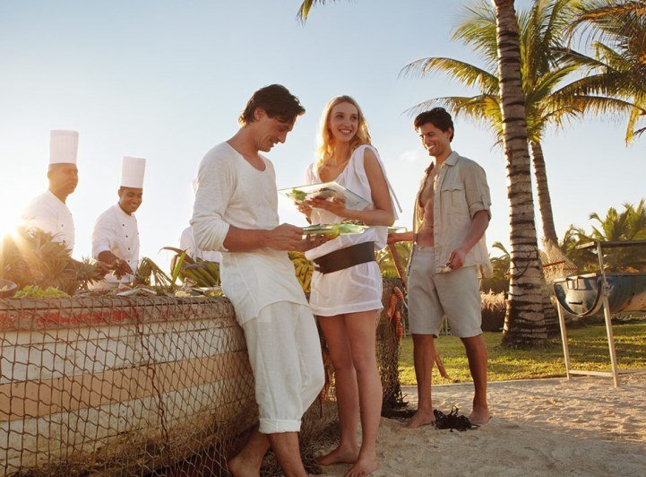 Shanti Maurice Luxury Couple Holidays