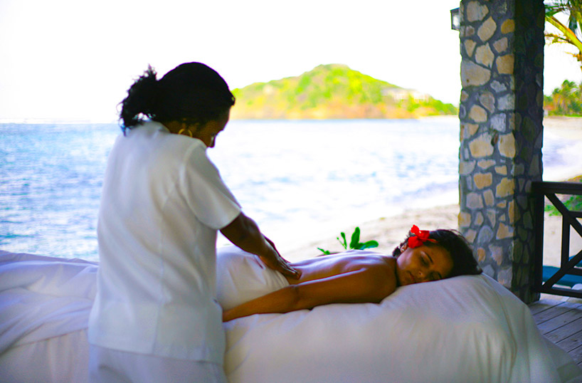 Luxury Spa Holidays at Palm Island