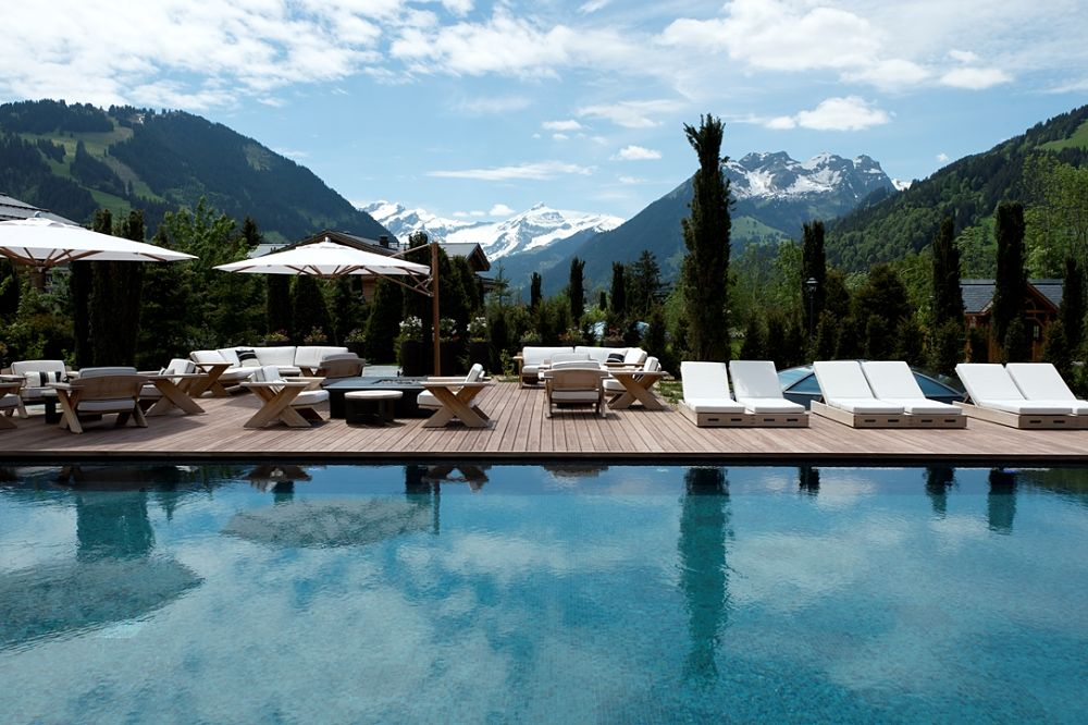 The Alpina Gstaad Sense of Fitness