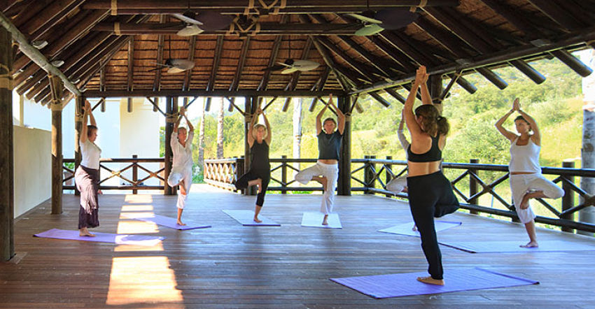 Shanti Som Yoga Retreat